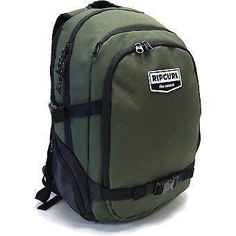Rip Curl Posse Classic Technical Backpack in Forest Green