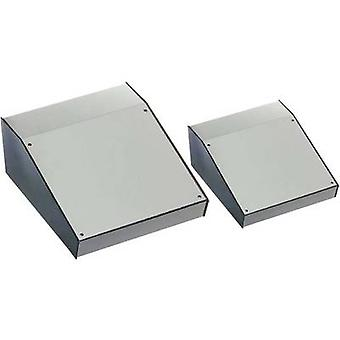 Axxatronic BIM6006-GY/PG Desk casing 143 x 170 x 55 Acrylonitrile butadiene styrene Light grey 1 pc(s)