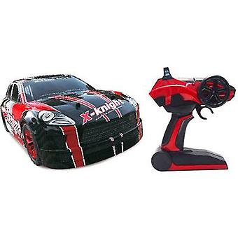 Amewi 22214 Rallye PR-5 1:18 RC model car for beginners Electric Road version 4WD Incl. batteries and charger