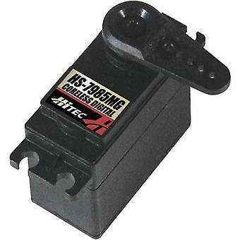 Standaard HITEC servo HS - 7985MG digitale servo Gear vak materiaal: metaal aansluitingssysteem: JR