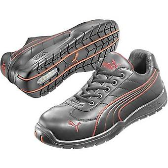 Protective footwear S3 Size: 45 Black, Red PUMA Safety DAYTONA LOW HRO SRC 642620 1 pair