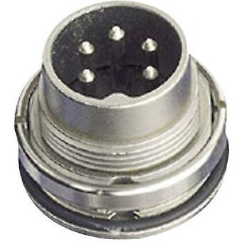 Amphenol C091 31W008 100 2 Circular Connector Nominal current (details): 5 A Number of pins: 8 DIN