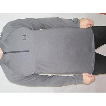 Under Armour Miesten paita ¼-zip longsleeved heatgrar