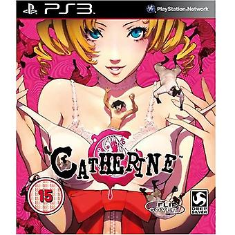Catherine PS3 Game
