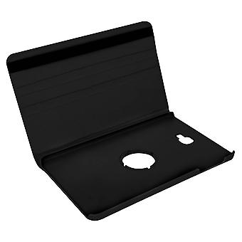360° rotary case, shock absorbing cover for Galaxy Tab A 10.1 (2016) – Black