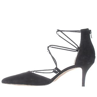 INC International Concepts Womens Daree Leather Pointed Toe Ankle Strap D-ors...