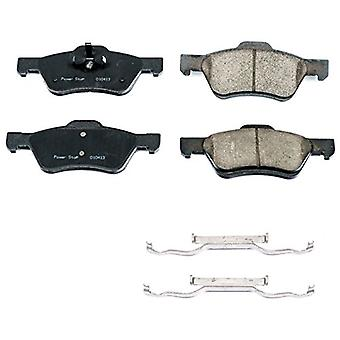 Power Stop (17-1047B) Z17 Evolution Plus Brake Pads, Front