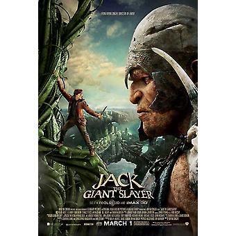Jack the Giant Slayer Movie Poster (11 x 17)