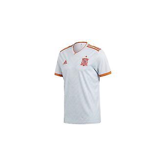 Adidas Spain Away Jersey Replica BR2697 football all year men t-shirt