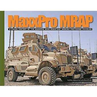 MaxxPro الحركة-تاريخ مرئي من الكمين مقاومة الألغام MaxxPro ف