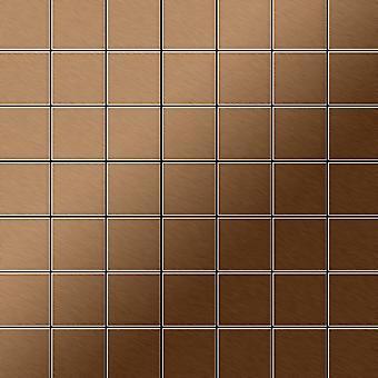 Metal mosaic Titanium ALLOY Attica-Ti-AB