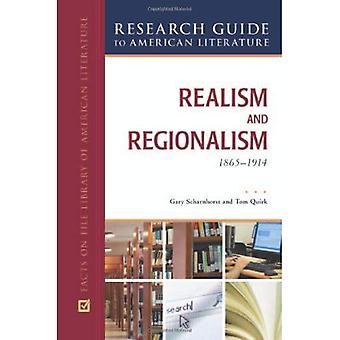 Realism och Regionalism, 1865-1914