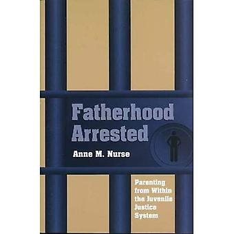 Paternité arrêtée: Parentalité depuis au sein du système de Justice juvénile