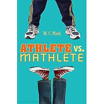 Athlète vs Mathlete (athlète Vs Mathlete