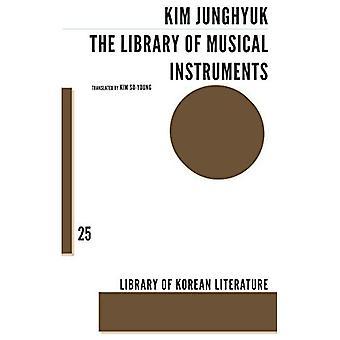 Biblioteket av musikinstrument (koreansk litteratur)