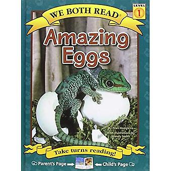 Amazing Eggs (We Both Read - Level 1)