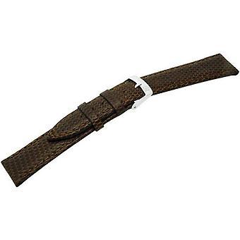 Morellato leather bracelet Brown 12 mm female IBIZA A01X3266773032CR16
