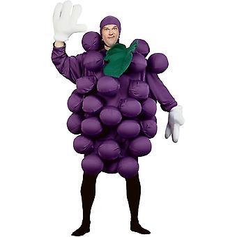 العنب الأرجواني زي الكبار