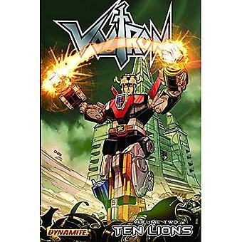 Voltron volym 2 (Voltron Tp)