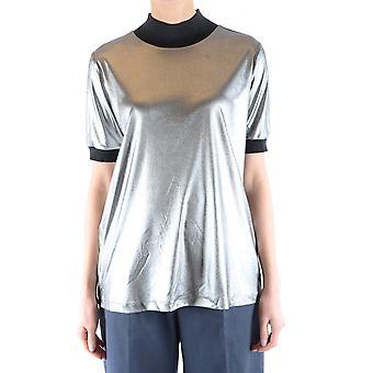 Fabiana Filippi Ezbc055047 Women's Silver Wool Sweater
