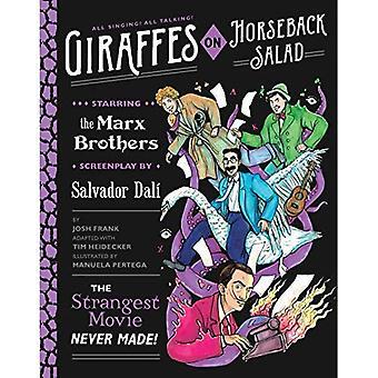 Sjiraffer på hest salat: Salvador Dali, brødrene Marx og merkeligste filmen aldri gjort