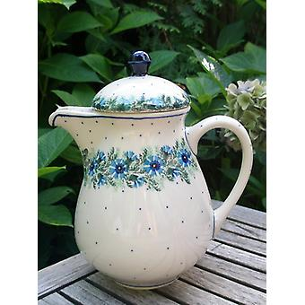 Coffee pot / juice jar, 1500 ml, height 23.5 cm, tradition 7, Bunzlauer pottery - BSN 5777