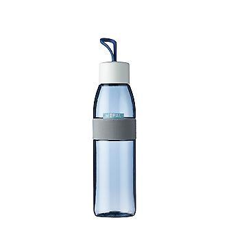 Mepal Ellipse Water Bottle 500ml, Nordic Denim