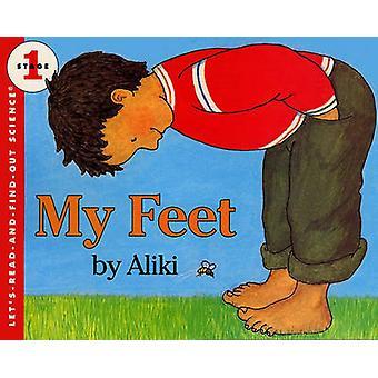 My Feet by Aliki - 9780833581563 Book
