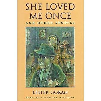 Ze hield van ME eens en andere verhalen van Lester Goran-9780873385763 B