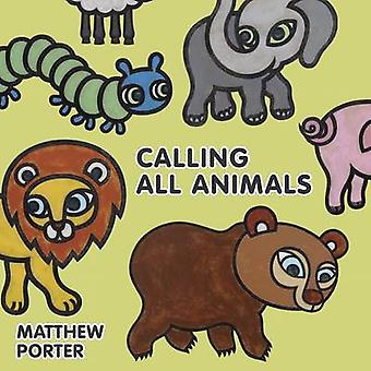 Calling All Animals - 9781897476345 Book