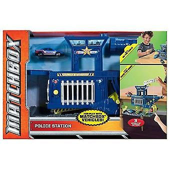 Matchbox Cliff Hangers Police Station Set