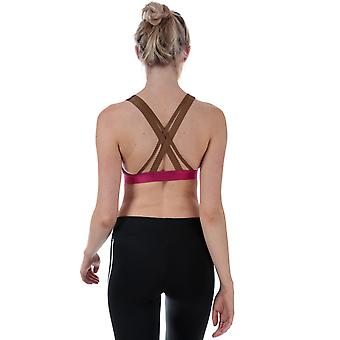 Womens adidas Don't Rest Iteration Bra In Noble Maroon