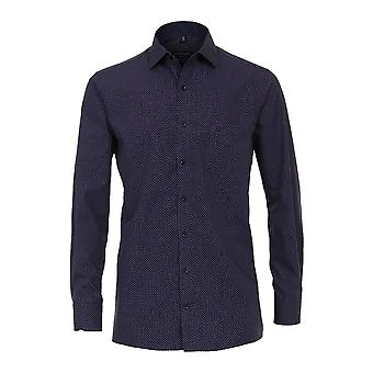CASA MODA Casa Moda Dot Print Formal Shirt