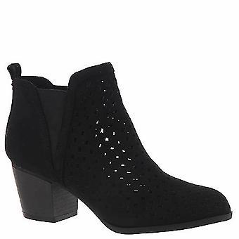 Indigo Rd. Womens Salem2 Fabric Almond Toe Ankle Chelsea Boots