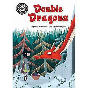 Behandlingen mästare: Dubbel drakar: oberoende läsning 12 (läsning mästare)
