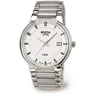 Boccia Titanium 3629-02 Miesten Watch