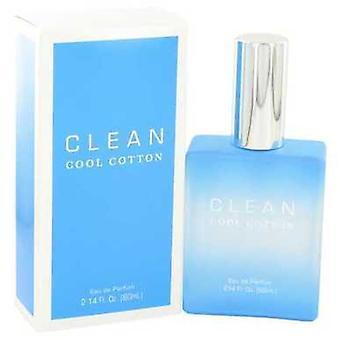 Clean Cool Cotton By Clean Eau De Parfum Spray 2.14 Oz (women) V728-503522