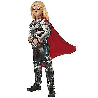 Thor Deluxe Marvel Avengers Age Of Ultron Superhero Movie Book Week Garçons Costume
