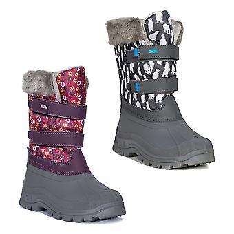 Trespass Girls Vause Winter Snow Boots
