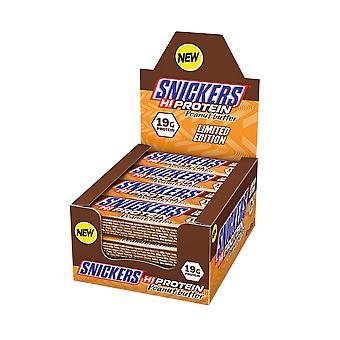Mars Snickers Hi-protein barer begrænset