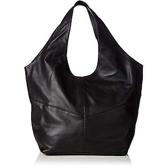 Think - BAG black-coloured female buyer (SCHWARZ 00 00) talla 43x33x17 cm (B x H x T)