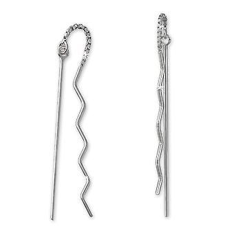 Woman-earrings 925 Sterling SilberDream silver VSDO5623