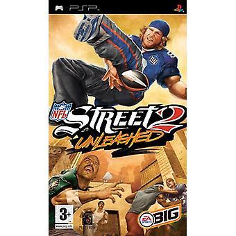 NFL Street 2 Unleashed (PSP) - New