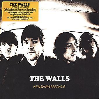 Walls - New Dawn Breaking [CD] USA import