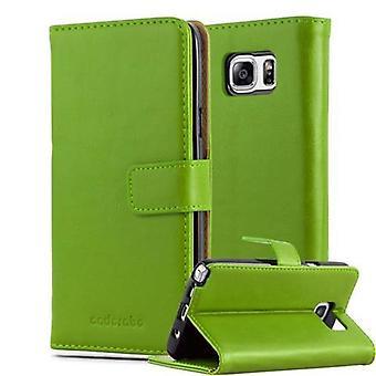 Caso cadorabo para Samsung Galaxy nota 5 caso capa-telefone caso com fechamento magnético, stand função e compartimento de caixa de cartão-caso capa caso caso caso livro de dobramento estilo