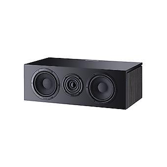 B-ware, Heco Aurora centrum 30.2 sposób bass reflex głośnik centralny, czarny ebony, 1 szt.