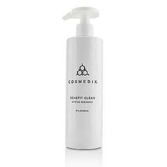 Beneficiu curat blând cleanser-salon dimensiune-360ml/12oz