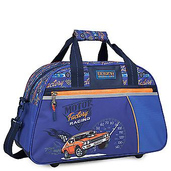 Child Sports Bag for Boy School Model Racing