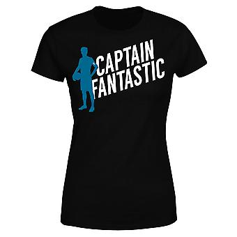 Captain Fantastic Women's T-Shirt - Black
