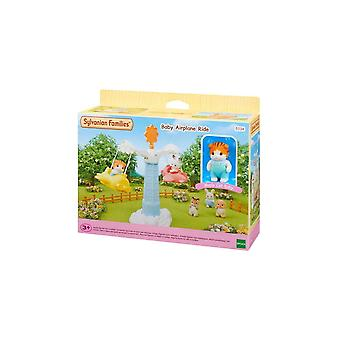 Sylvanian Families Baby Airplane Ride 5334